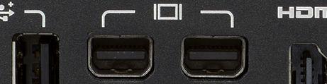 Mini Displayport omvormers