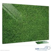 Glass Series Ambience Grass 90x120 cm