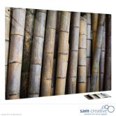 Glass Series Ambience Bamboo 60x90 cm